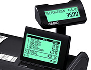 SE-C450 mit verstellbarer Kundenanzeige