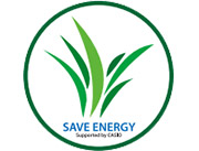 save energy Logo von CASIO